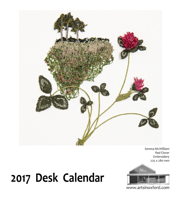 2017 Calendar front page