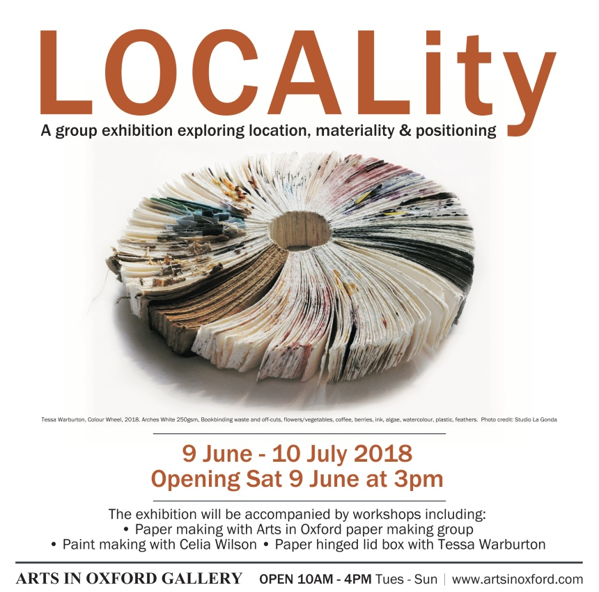 LOCALITY JUNE-JULY