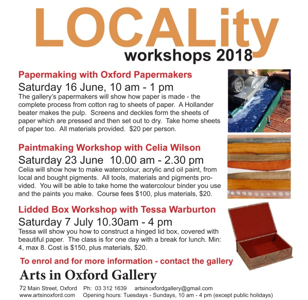 Locality workshops square